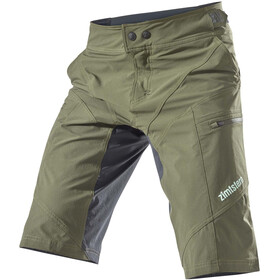 Zimtstern Trailstar Evo Shorts Men forest night/pirate black